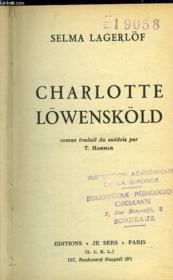 Charlotte Löwensköld - Couverture - Format classique