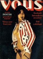 Vous N°2 - Et Son Poster Grandeur Nature - Venus Sans Fourrure - Exclsif: Baroudeuses En Action - Pele A Abdique... - Couverture - Format classique