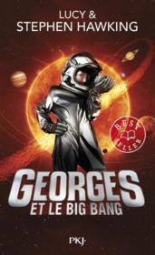 Georges et le big bang - Couverture - Format classique