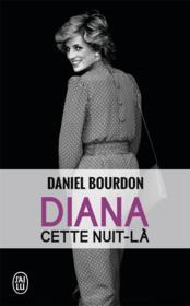 Diana cette nuit-la - Couverture - Format classique