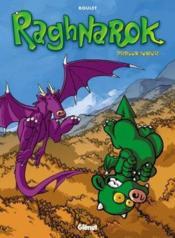 Raghnarok t.1 ; dragon junior - Couverture - Format classique
