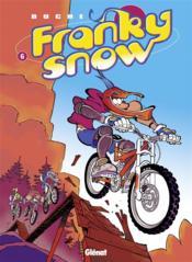 Franky Snow t.6 ; bienvenue à Gamelleland - Couverture - Format classique