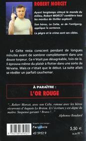 Le Celte.. 19. Pornostars - 4ème de couverture - Format classique
