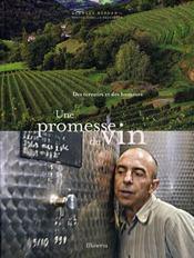 Une promesse de vin - Intérieur - Format classique