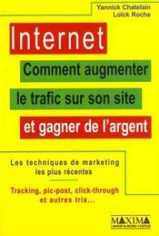 Internet comment augmen trafic - Intérieur - Format classique