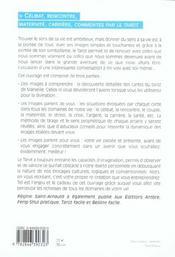 Dialogue Au Feminin Avec Le Tarot - 4ème de couverture - Format classique