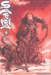 Satsuma, l'honneur des samourai t.6 - Intérieur - Format classique