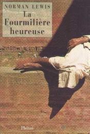 La Fourmilliere Heureuse - Couverture - Format classique