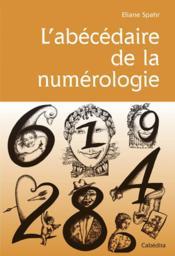 Abecedaire de la numerologie - Couverture - Format classique