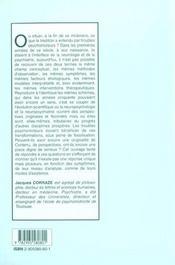 Troubles psychomoteurs (les) - 4ème de couverture - Format classique