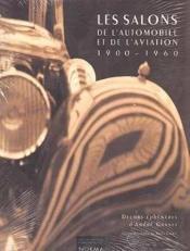 Salons De L'Automobile Et De L'Aviation (Les) - Couverture - Format classique