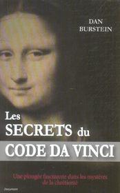 Les secrets du code da vinci - Intérieur - Format classique