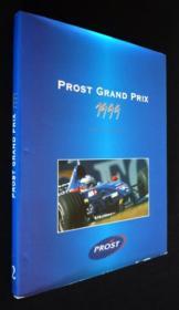 Prost grand prix 1999 - preface alain prost - Couverture - Format classique