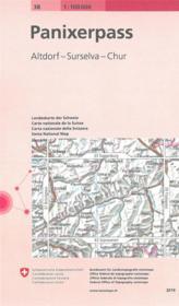 Panixerpass - Couverture - Format classique