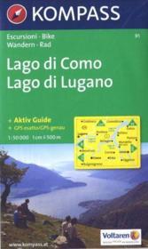 Lago di como ; lago di lugano - Couverture - Format classique