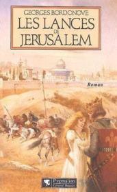 Les Lances De Jerusalem - Couverture - Format classique