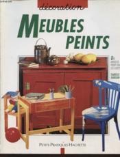 Meubles Peints - Couverture - Format classique