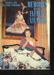 Memoires D'Une Infante Vivante - Couverture - Format classique