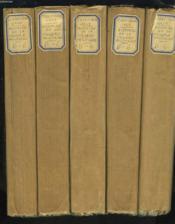 Histoire De La Vendee Militaire. En 5 Tomes. - Couverture - Format classique