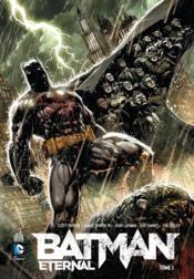 Batman eternal T.1 - Couverture - Format classique