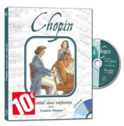 Chopin raconté aux enfants - Couverture - Format classique