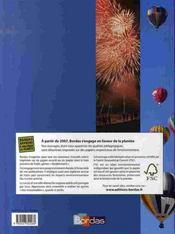 Vento ; physique chimie ; 4ème ; manuel (édition 2007) - 4ème de couverture - Format classique