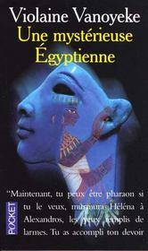 Une Mysterieuse Egyptienne - Intérieur - Format classique