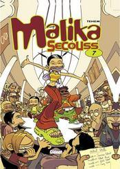 Malika secouss t.7 - Intérieur - Format classique