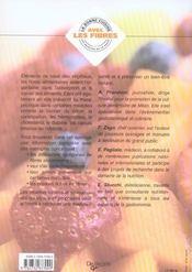 La Bonne Cuisine Avec Les Fibres - 4ème de couverture - Format classique