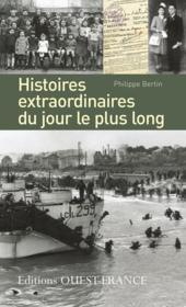 Histoires extraordinaires du jour le plus long - Couverture - Format classique