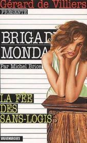 Brigade mondaine t.227 ; la fée des sans logis - Couverture - Format classique