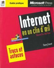 Internet En Un Clin D'Oeil - Intérieur - Format classique