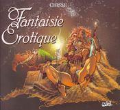 Fantaisie érotique - Intérieur - Format classique