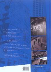Angeline t.2 - 4ème de couverture - Format classique