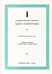 I. manifestes theoriques et poetiques - Couverture - Format classique