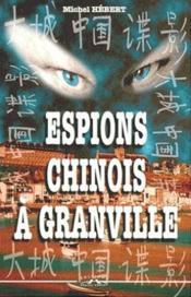 Espions chinois à Granville - Couverture - Format classique