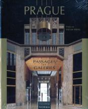 Prague ; passages et galeries - Couverture - Format classique