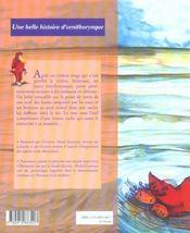Les aventures du petit atimouss - 4ème de couverture - Format classique