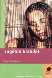 Eugénie Grandet - Couverture - Format classique