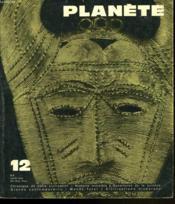 Planète n° 12 - Couverture - Format classique