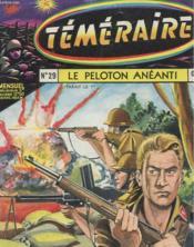 Temeraire N°29 - Le Peloton Aneanti - Couverture - Format classique