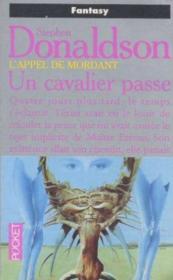 Mordant T.2 Le Cavalier Passe - Couverture - Format classique