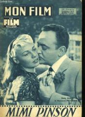 Mon Film N° 648 - Mimi Pinson - Couverture - Format classique