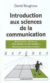 telecharger Introduction aux sciences de la communication livre PDF en ligne gratuit