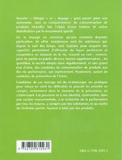 Ethique Du Dopage - 4ème de couverture - Format classique
