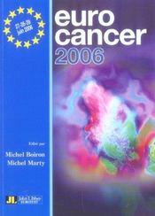 Eurocancer 2006 - Intérieur - Format classique