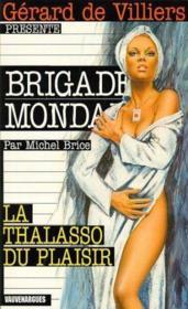 Brigade mondaine t.228 ; la thalasso du plaisir - Couverture - Format classique