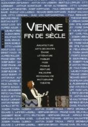 Vienne fin de siècle - Couverture - Format classique