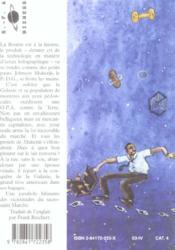 Space O.P.A - 4ème de couverture - Format classique