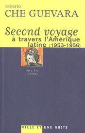 Second Voyage A Travers L'Amerique Latine - Intérieur - Format classique